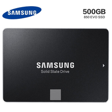 500G SAMSUNG 850 EVO SSD 500GB Internal Solid State Disk HD Hard Drive SATA 3 2.5 for Laptop Desktop PC 500 GB