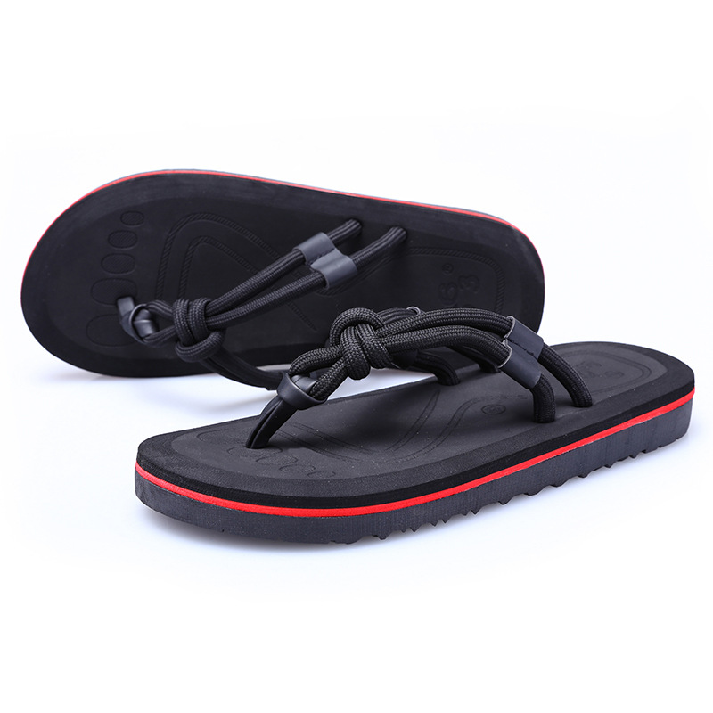 Xiaguocai Drop Shipping Indoors Men Slippers Fashion Brand Flat Mens Slides Soft Anti-skid High Quality Male Sandals X1166 35<br><br>Aliexpress