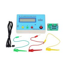 Buy MK168 Transistor LCR ESR Tester Diode Inductance Capacitance Meter PNP/NPN U1X9 for $22.53 in AliExpress store