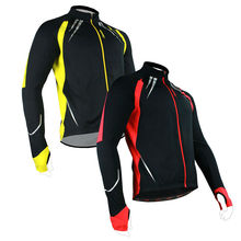 New Fleece Thermal Winter Cycling Jacket Bicycle Coat Outdoor Bike Jersey 2 Color