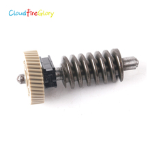 CloudFireGlory For VW Touareg 2005 2010 For Audi A4 B6 B7 A6 Seat Height Adjustment Motor Gear Screw Transmission Left 7L0959111(China)