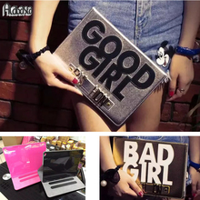 Case For iPad Mini 4  Alabasta Ultra Thin Magnetic with Stand PU Leather Retina Good/Bad Girl Smart Sleep Function Cover+ Gift