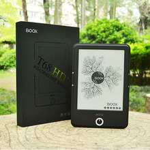"ONYX BOOX T68 ML Plus 6.8"" Comic E Book Reader Ultra-HD Capacitive Touch Screen 8GB Android 4.0 OS Wifi Bluetooth eBook + Cover"