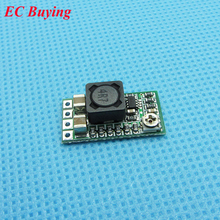 5 PCS Mini DC-DC 12/24V to 5V3A Step Down Module Power Supply Module Converter 97.5% Adjustable Efficiency Output Voltage Fixed