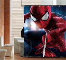 Spiderman bathroom accessories