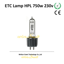 Stage ETC Lamp 93729 LL HPL 750w 230v Heat Sink Compatible Source Four Lamp for Theater lights/ Studio Light Fixtures