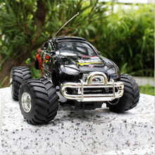 5 Channel mini high speed charge the hummer off-road bigfoot variable speed remote control rc toy car(China)