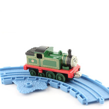Thomas and friends trains Trackmaster Track Whiff steam locomotive magnetic metal diecast alloy models train gift for children