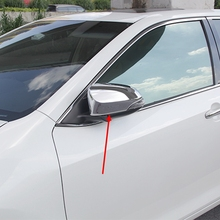 Car Styling For Toyota Camry 2012 2013 2014 High-Profile ABS Chrome Rearview Mirror Cover Side Door Mirror Trims Decoration 2Pcs