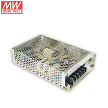 Taiwan Mean Well switching power supply NES-75-5 75W LED power 5V14A light box advertising display(China)