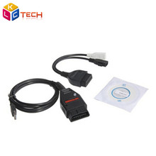20pcs/lot Lowest Price Galletto 1260 ECU Chip Tuning Tool Auto OBD2 Diagnostic Tuning Scanner 1260 ECU Remap Flasher(China)