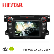 Steering Wheel Control Audio Car GPS Player DVD Android 7.1/6.0 8 band 2G HD Touch Screen 7'' wifi For MAZDA CX-7 CX7 CX 7 2007