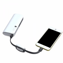 IZTOSS 4 in 1 Multifunctional Lighter Bracelet USB Data Cable Emergency Charge for PowerBank For IOS For iphone567 Android FG