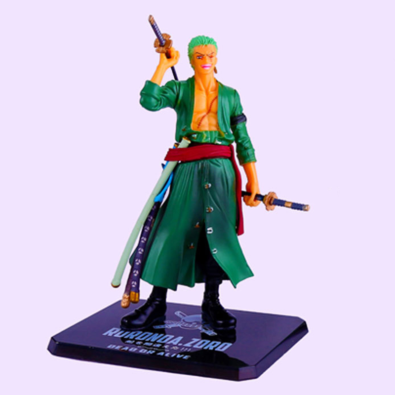 One Piece Figure Movie Version Roronoa Zoro Action Toy Figures One Piece Toy Decoration<br><br>Aliexpress