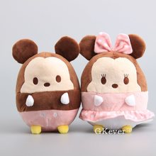 High Quality Cue Mickey & Minnie Plush Toy Dolls Kawaii Cartoon Stuffed Animals 18-20 CM Children Soft Toys Gift