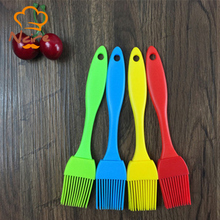Brand NCIRE 1 pcs Silicone Oil Brush Silicone Pastry Brushes Eco-friendly Bread Oil Cream Cooking Basting Brush Cake Accessories