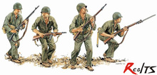 RealTS Dragon 1/35 6379 U.S. Marines Guadacanal 1942 Model Kit(China)