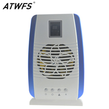 Home Air Purifier Ionizer Air Cleaner UV Lamp Sterilizer Anion Activated Carbon Air Filter Hepa Filter Dust Formaldehyde PM2.5