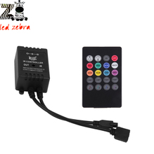 mini 20keys remote sound sensor with music controller for rgb led strip dc12v