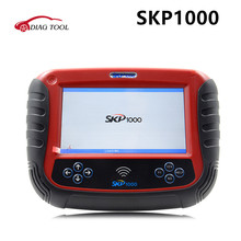 High quality SKP SKP1000 Tablet Auto Key Programmer A Must Tool for All Locksmiths Perfectly Replace SKP900 Pre-Order SKP1000(China)