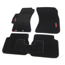 5pcs High Quality Odorless Auto Carpet Mats Perfect Fitted For Subaru Impreza