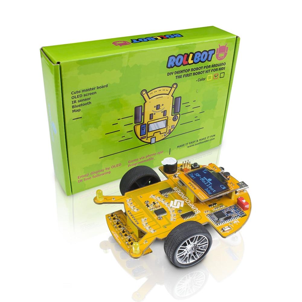 Education Visual ProgrammingSmart Car Learning Kit For Kids Adults (1)