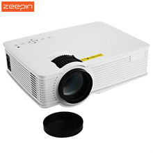 GP9 2000 lumens LED Projetor Full HD 1080P Portable USB Cinema Home Theater Pico LCD Video Mini Projector Beamer GP 9 Proyector