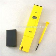 Digital PH Meter Tester 0-14 Pocket Pen Aquarium fish water test(China)