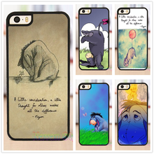 Eeyore Quote Winnie The Pooh Vintage cell phone case cover for iphone 4 4s 5 5s se 5c 6 6 plus 6s 6s plus 7 7 plus #qv156