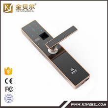 High quality Finger Print locks Fashion Smart Biometric Fingerprint Door Lock K40H(China)