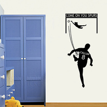 Goal - Wall Decal Art Stickers lounge living room bedroom nursery playroom   for home  wall art  60*140CM  Free shipping