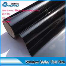 100% UV blocking heat insulation privacy protection room windows solar tint foil(China)