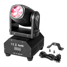 TSSS 18W LED Moving Head DMX Stage Lighting Light RGBW Effects Sound Active 4 in1 Party Spotlight Par Light Theater Spot Lights(China)