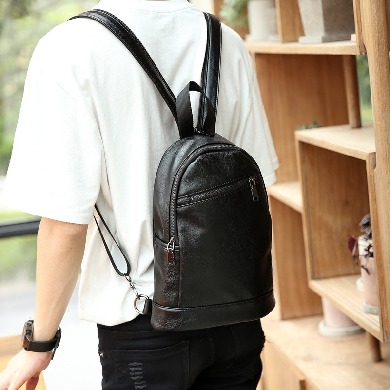 Tidog Fashion Backpack three for male students backpack<br><br>Aliexpress
