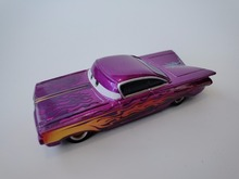 TT03-- Original Pixar Car Movie 1:55 Metal Diecast Purple Ramone Toy Cars New Loose