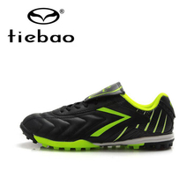 Tiebao Soccer Shoes Women  Men TF Turf Sports Training Shock Absorption Football Shoes Boots Sneakers Cleats Shoes