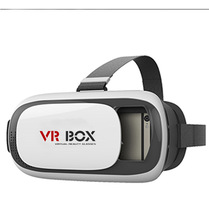 HD VR BOX II 3D virtual reality glasses Virtual Reality Goggles Coating Glass Lens Helmet 3D Glasses Headset for 4-6.5'phone