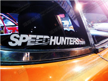 High quality For speedhunters.com Reflective  Car  sticker and decals   modified accessories