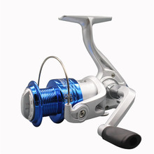 Technology Fishing Reel 10BB  5.2:1 feeder coil with 1 Bearing Balls 1000-6000 Series Spinning Reel Boat Rock Fishing Wheel