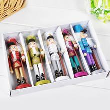The new factory direct 15CM series of nutcracker Christmas ornaments graduation season gift students(China)