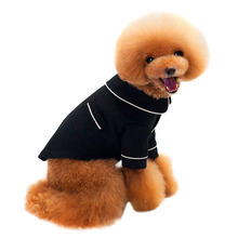 Buy Spring Autumn Pet Clothing Small Dogs Puppy Outfit Sleepwear Warm Coat Pajamas Dog Clothes Pet Supplies TB Sale for $4.99 in AliExpress store