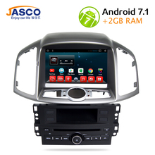 Android 7.1 Car DVD Stereo Player GPS Navigation multimedia for Chevrolet Epica/Captiva 2012 2013 2014 2015 Radio Video headunit(China)