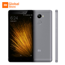 "Original Xiaomi Redmi 4 Mobile Phone Snapdragon 430 Octa Core CPU 2GB RAM 16GB ROM 5.0"" Fingerprient ID 13.0MP Camera 4100mAh"