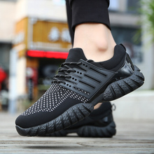 Mens Breathable Outdoor Shoes 2017 Spring/Summer Cool Slip On Shoes Men Fashion Walking Shoes sapato masculino zapatillas