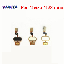 High Quality New Home Button Key Replacement For Meizu M3S Mini Cell Phone Free Shipping(China)