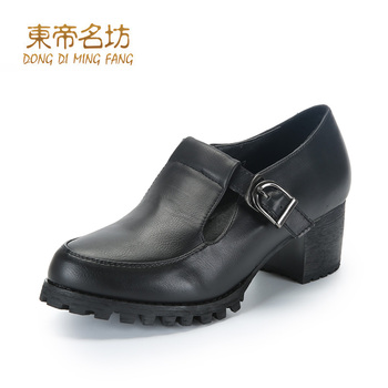 2017 New Classic Shoes Spring Autumn Buckle Trap Db05