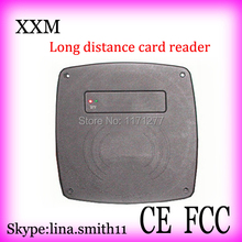 Cheapest Long Distance Response 125khz RFID Card Reader X013 Access Control Reader