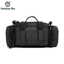 Men's Tactics Bag Waist Pack Men Fanny Pack Molle Bag High Quality Nylon Belt Pocket Military Messenger Bag Hunt Waist Bag(China)
