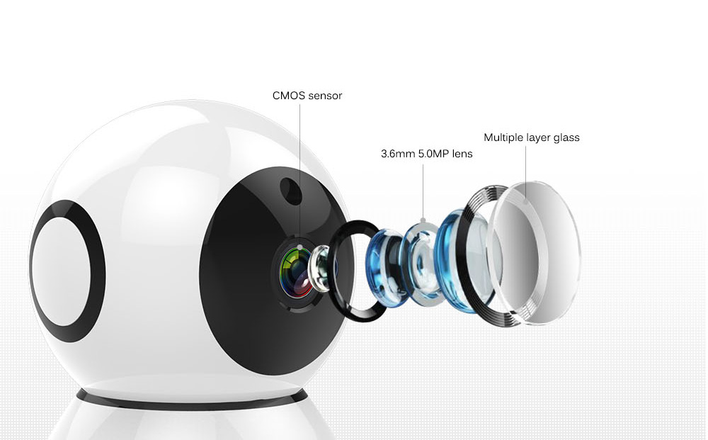 7 wetrans baby monitor lens