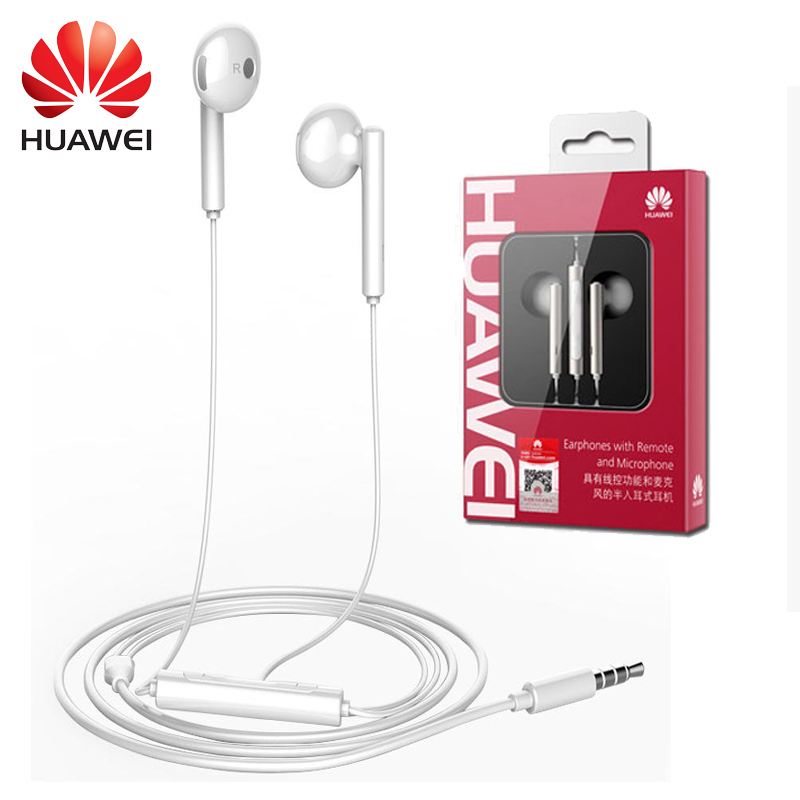 Original Huawei AM116 3.5mm In-ear Earphone Huawei Earbuds with Microphone for PC Huawei P8 Lite P7 Android Phones<br><br>Aliexpress